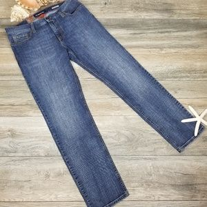 Alberto regular slim fit stretch jeans Sz 33 NWT